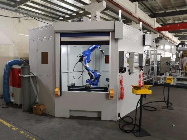 焊接器机器人使用冷焊机与氩弧焊机谁好?昆山荣仕杰