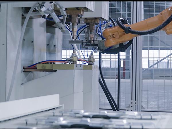 螺母自动点焊机