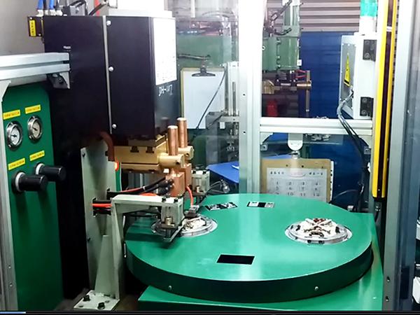 碳刷点焊机