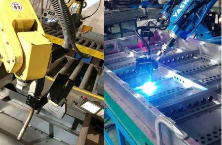 跟踪焊接机器人1